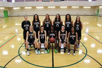 2014-2015 Women's Basketball Team