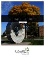 St. Cloud Technical & Community College Fact Book 2015