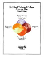 St. Cloud Technical College Strategic Plan 2004-2006