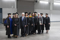 Commencement May 2018