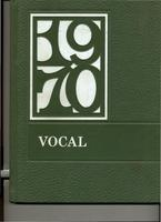 1970 Yearbook Vocal